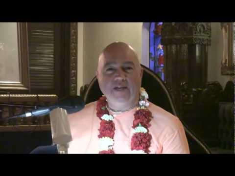 Lecture - Bhaktimarga Swami - SB 8.24.30