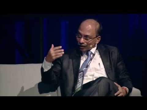 Slush 2014 - Fireside with Ananth Krishnan, Tata Consultancy Services | Silver Stage #slush14
