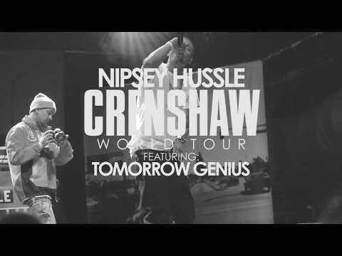 "Tomorrow Genius - ""Crenshaw Tour Recap Video"" [HD]"
