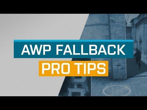 CS:GO - ProTips: AWP Fallback basics