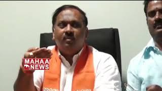 BJP Bandapalli Satish about EVM tampering  - netivaarthalu.com