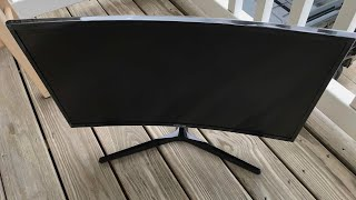 Samsung Curved Monitor 27inch CF396 | Best Gaming Monitor