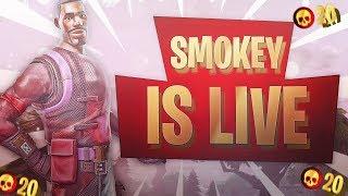 Professional Griller| 28K+ KILLS| 1230+ WINS| follow my Twitch SmokeyKK