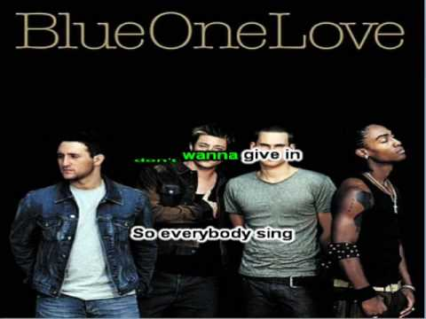 Blue - One Love Lyrics Sync