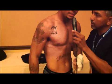 Combat Sports TV - PAP Boxing In The Ballroom - Pre-Fight Interviews