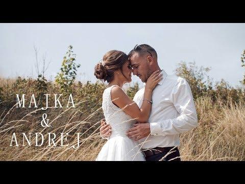 Majka & Andrej ♥ Svadobný Klip♥