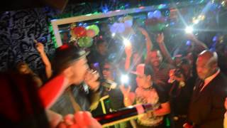 EL MAYOR LIVE ON STAGE@EL PUNTO LATINO PART 1