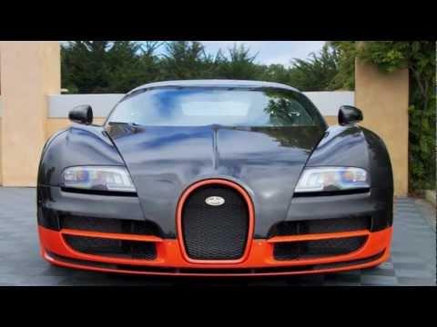Bugatti Super Sport World Record Edition