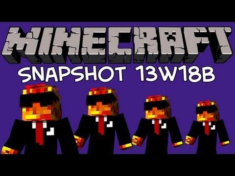 MINECRAFT 1.6! - Snapshot 13w18B!! - Bloco de Carvão!! XD