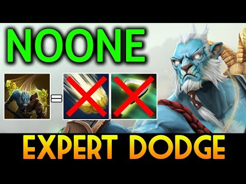 NOONE Dota 2 [Phantom Lancer] Expert Dodge