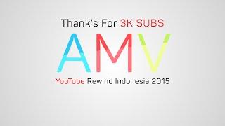 [AMV] YouTube Rewind Indonesia 2015 (Parody)    3K SUBS