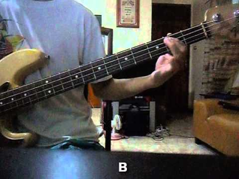 One Thing Remains by Jesus Culture (Bass Lesson)