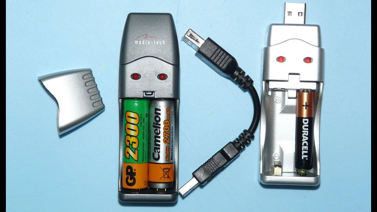 Usb зарядка для аккумуляторов аа своими руками