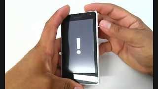 Hard reset no Microsoft Lumia 435  RM 1068 como fazer passo a passo