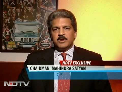 Mah Satyam results live up to expectation: Anand Mahindra