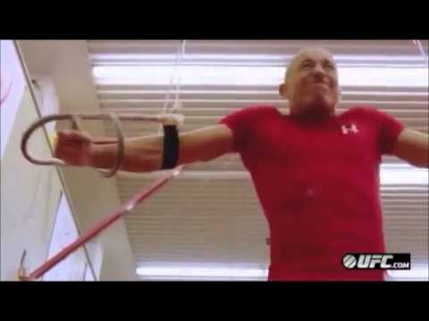 Georges St-Pierre - Strength and conditioning Image 1