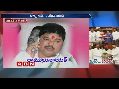 Congress MLCs Akula Lalitha and Santhosh Kumar meets CM KCR at Pragathi Bhavan | ABN Telugu