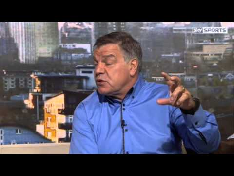 Sam Allardyce on Goals on Sunday