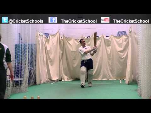 Hd Cricket Batting Practice Video Coach Returns To Cricket Nets video