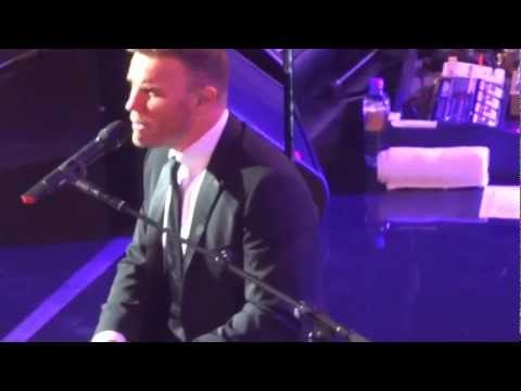 Gary Barlow Solo Tour