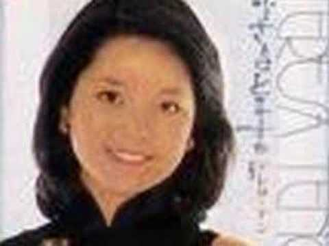 Teresa Teng Goodbye My Love video
