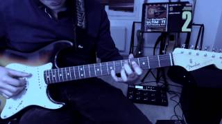 John Mayer Gravity Live In La Intro 1st Solo With Tab