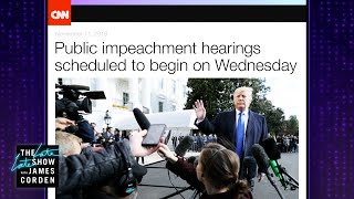 Impeachment Is Going To Make TV Ratings Great Again