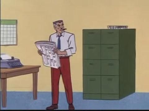 El Hombre Araña 1967 Latino -Nunca Pises un Escorpion-