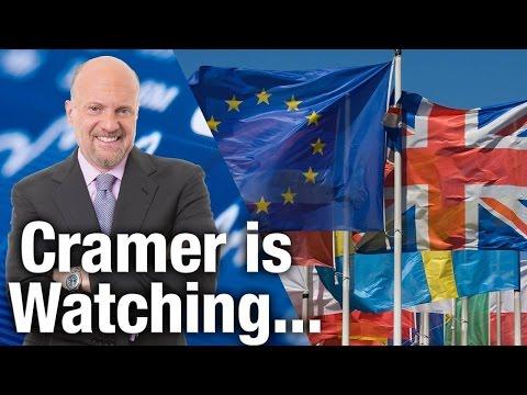 European PMI Figures Will Reveal Health of Eurozone Economy: Cramer