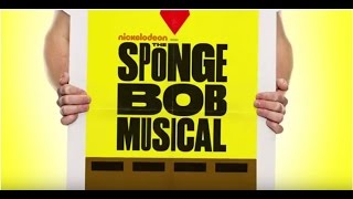 Get a first look at The SpongeBob Musical
