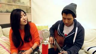 Distance - Christina Perri & Jason Mraz (Cover by 劉沛 Pierre Liu & 鄭雙雙 Sherry Cheng)