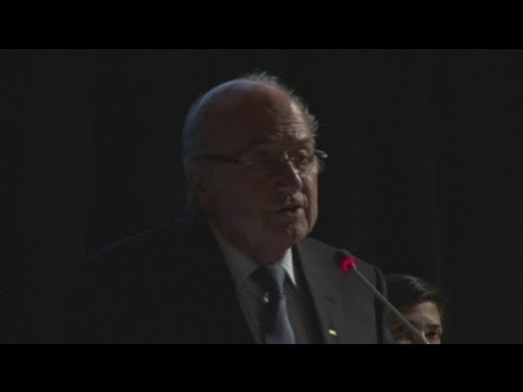 Blatter: 'The sanctions must be global'