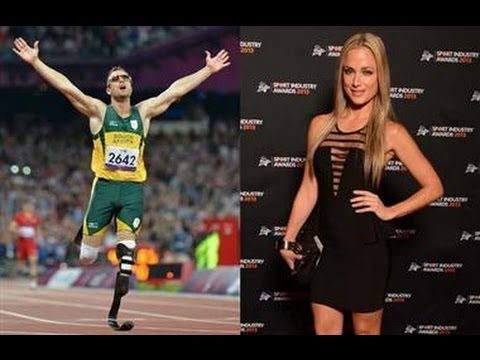 'Blade Runner' Oscar Pistorius Charged with Killing Model Girlfriend