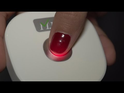 MD health monitor reads blood pressure, heart rate, temperature and more