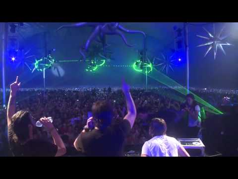 Sebastian Ingrosso - Laktos at Ultra Festival Miami 2009 Video