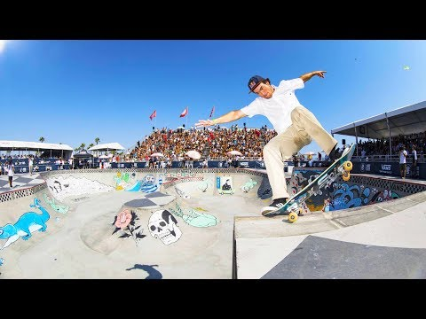 Catching Up with Alex Sorgente | Vans Park Series World Championship