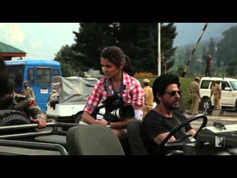 The Making Of Jab Tak Hai Jaan Part 1 video