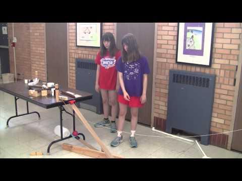 2014 Rube Goldberg Camp at Topeka Collegiate School - 08/12/2014