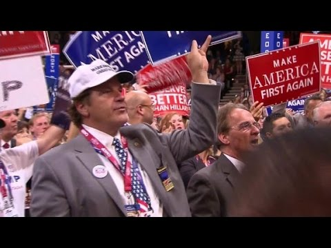 The view from the floor when the RNC turned on Ted Cruz