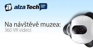 Na návštěvě leteckého muzea: 360 VR video! - AlzaTech #375