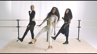 Favourite Afro Dance Moves of 2018 Tutorial | Sherrie Silver X Nike