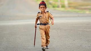 CHOTU DADA POLICE WALA | छोटू दादा पुलिस वाला  | Khandesh Comedy Video