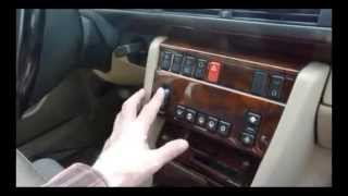 MERCEDES W124 AUTOMATIC CLIMATE CONTROL EXPLAINED