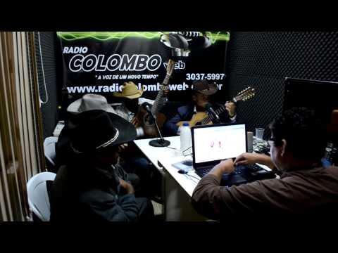 RADIO COLOMBO WEB: CANOEIRO E PESCADOR