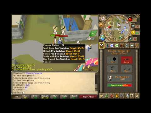 [MAXED PURE] Fear Today Video 2 - 100% Hybrid - Fire Cape - ARCANE STREAM - WOLPERTINGER