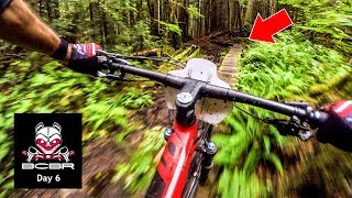 It's about time I had a big crash | BC Bike Race 2019 - Day 6