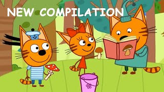 Kid-E-Cats | New compilation | Cartoons for Kids
