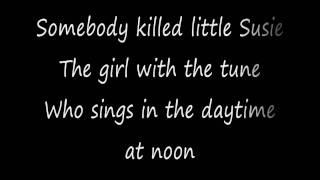 Watch Michael Jackson Little Susie video
