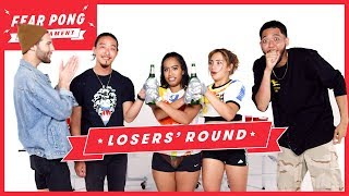 Losers of Fear Pong Tournament! | Cut