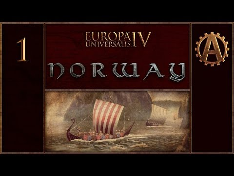 Europa Universalis IV Let's Play Norway 1